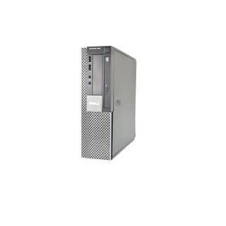 "Dell OptiPlex 960 SFF Standard Refurb PC - Intel Core 2 Duo E8400 3.0 GHz 4GB DIMM DDR2 SATA 3.5"" 250GB DVD-ROM Windows 10 Home"
