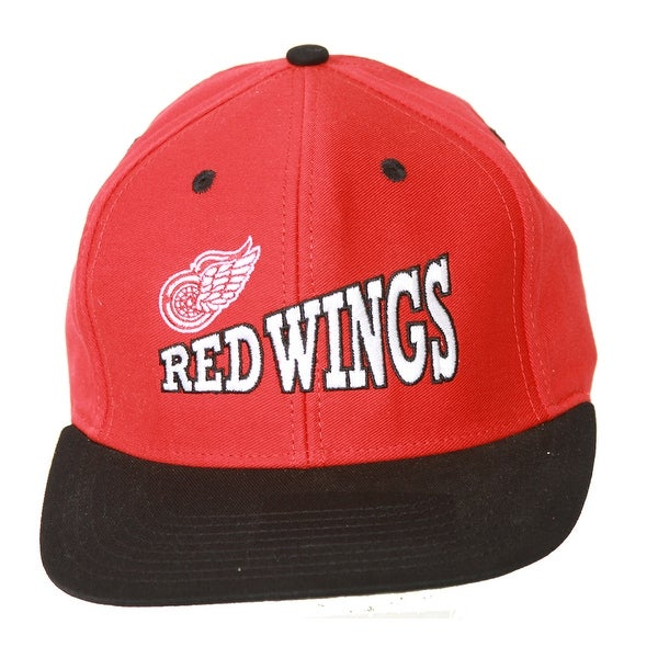 45f3945a4203b Shop Detroit Red Wings NHL Snapback Hat