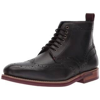 54b25b1de9c650 Buy New Products - Black Men s Boots Online at Overstock.com