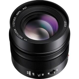 Panasonic Leica DG Nocticron 42.5mm f/1.2 ASPH. POWER O.I.S. Lens (International Model)