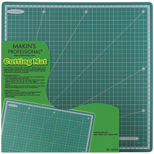"""Makin's Clay Cutting Mat 13.78""""X13.78""""-Large"""