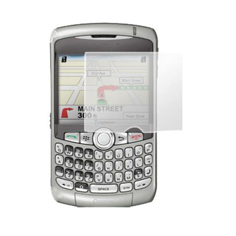 Unique Bargains Anti-Scratch Clear Screen Protector for Blackberry 8310