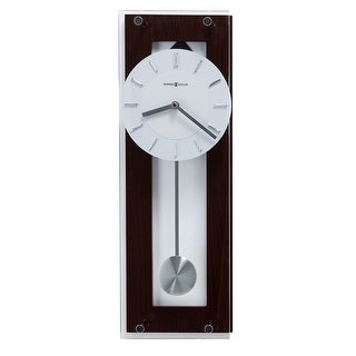 Link to Howard Miller Emmett Transitional, Modern and Contemporary, Bold and Chic, Wall Clock with Pendulum, Reloj De Pared Similar Items in Decorative Accessories