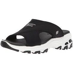 Shop Skechers Cali Women s D Lites-Retro Vibe Slide Sandal 174546bd8