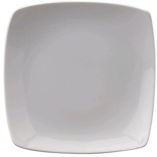 """HIC NT123 Square Bread & Butter Plate, Porcelain, 6-1/2"""""""