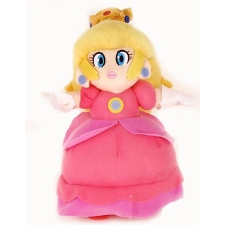 "Super Mario Brothers 10"" Princess Peach Plush"