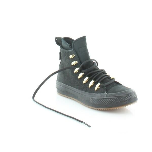 Converse CTAS II Women's Fashion Sneakers Black - 6
