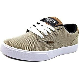 Osiris Slappy VLC Men Tan/White/Brown Skateboarding Shoes