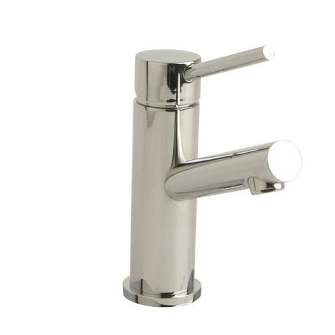 Giagni LL102 Single Hole Bathroom Faucet - Polished Chrome