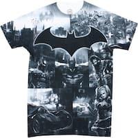 Batman Arkham Knight Men's Sublimated Shirt