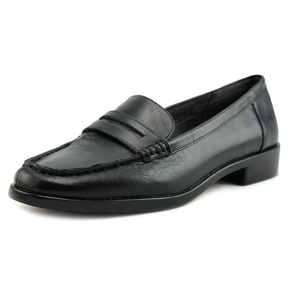 Aerosoles Main Dish Black Loafers