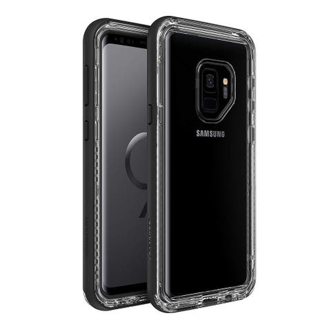 Lifeproof NEXT SERIES Case for Samsung Galaxy S9 Plus - Black Crystal