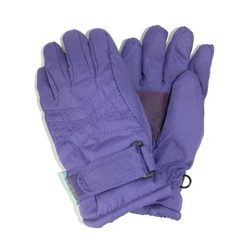CTM® Toddlers Thinsulate Lined Water Resistant Winter Gloves