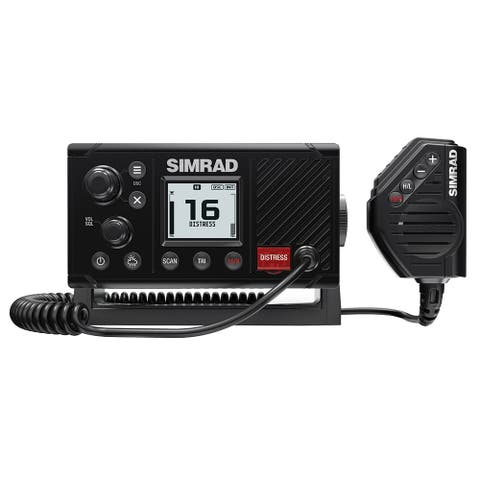 Simrad RS20S VHF Radio with GPS 000-14491-001 Marine VHF Radios