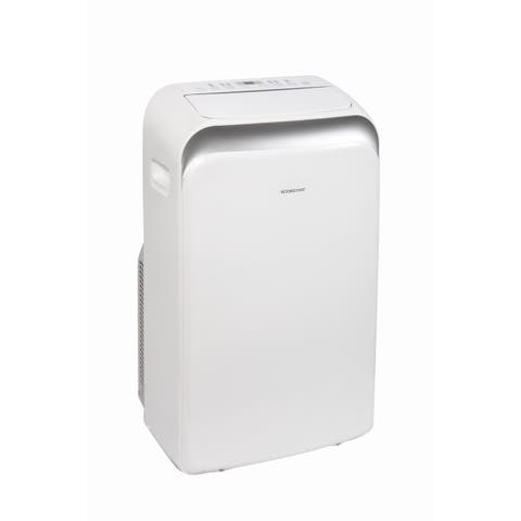 EdgeStar AP14003W Large Room Quickly Cools Up To 500 Square Feet 115V Portable Air Conditioner with Dehumidifier, Window