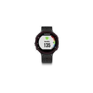 Refurbished Garmin Forerunner 235 Marsala GPS Watch w/ Tracks Distance, Pace, Time & Heart Rate