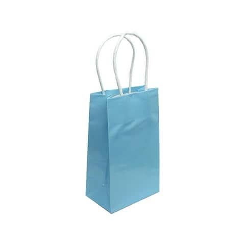 21154 cindus gift bag clay coat sm baby blue