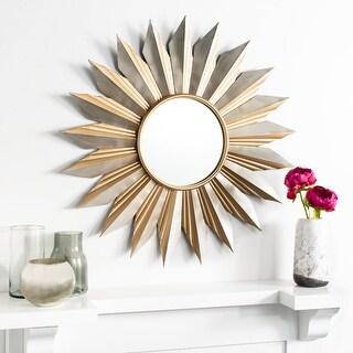 "Safavieh Bianca Sunburst Mirror - 41""x2.8""x41"""
