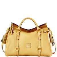 Dooney & Bourke Florentine Medium Satchel (Introduced by Dooney & Bourke at $398 in Dec 2012)