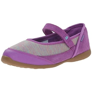 Stride Rite Girls Made 2 Play Terry Leather Casual Mary Janes
