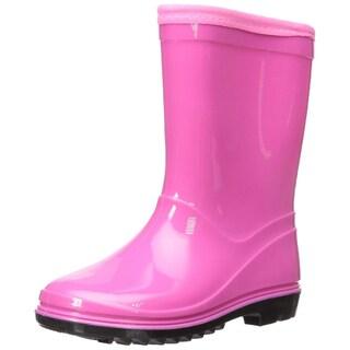 Itasca Kids' Youth Puddle Hopper Waterproof Rain Boot
