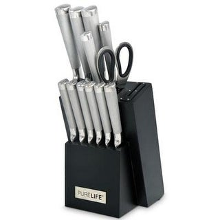 Ragalta Plks-2222 13 Piece Cutlery Ss Knife Block