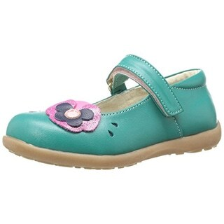 See Kai Run Ellie Leather Toddler Girls Mary Janes - 8 medium (b,m)