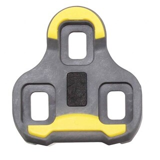 HT Pedals H5/Keo cleats, 4.5 degree float - 127H0502