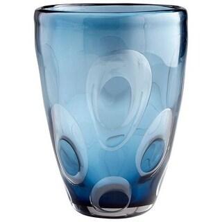 Cyan Design Large Royale Vase Royale 10.5 Inch Tall Glass Vase