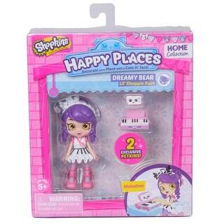 Shopkins Happy Places Single Pack Dreamy Bear Melodine