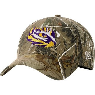 Legendary Whitetails Louisiana State Tigers Realtree Collegiate Cap - louisiana tigers