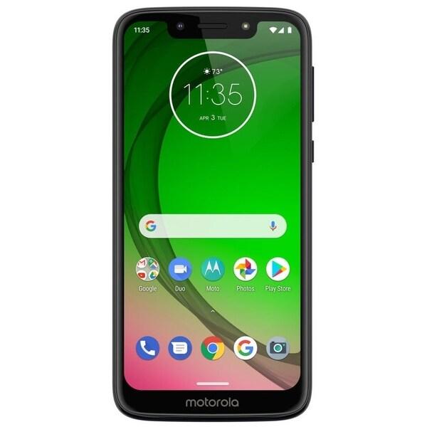 Shop Motorola G7 Play 32gb Gsm Nano Sim Phone W 13mp
