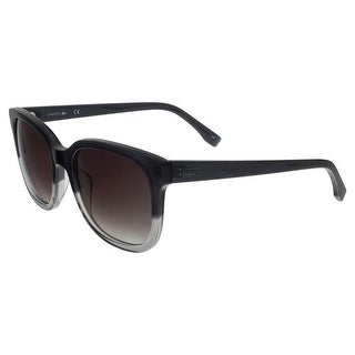 Lacoste L815/S 035 Grey Square sunglasses Sunglasses