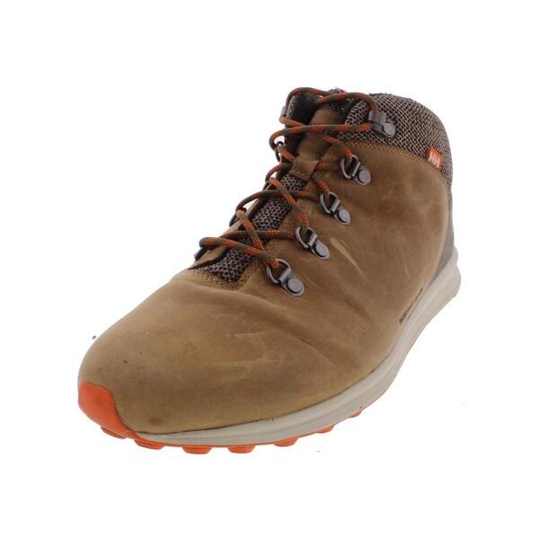 Helly Hansen Mens Jaythen X Winter Boots Leather Waterproof