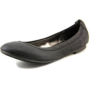 Material Girl Kylie Round Toe Synthetic Ballet Flats