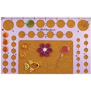 """5""""X8"""" - Circle Template Board"""