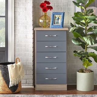 Link to Simple Living Nevada Lingerie Chest Similar Items in Bedroom Furniture