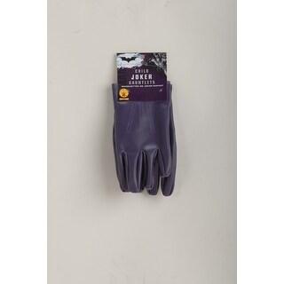 Batman Dark Knight Child Joker Gloves