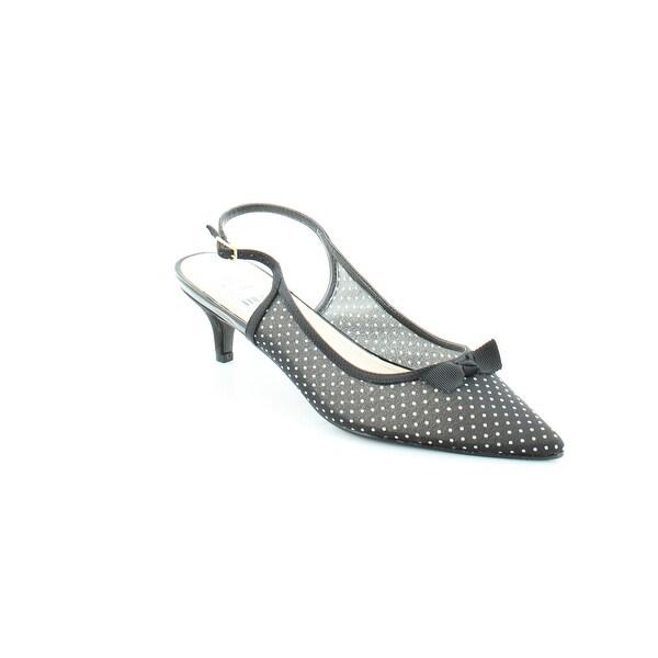 Caparros Billie Women's Heels Black/White