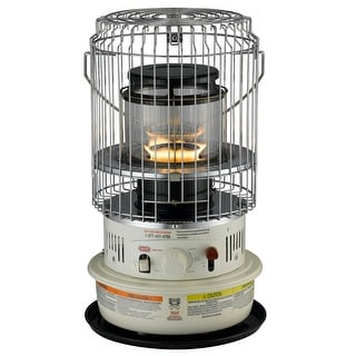 Dyna-Glo WK11C8  Portable 10,500-BTU Indoor Kerosene Powered Convection Heater with Electronic Ignition, 525-Square Foot Heating