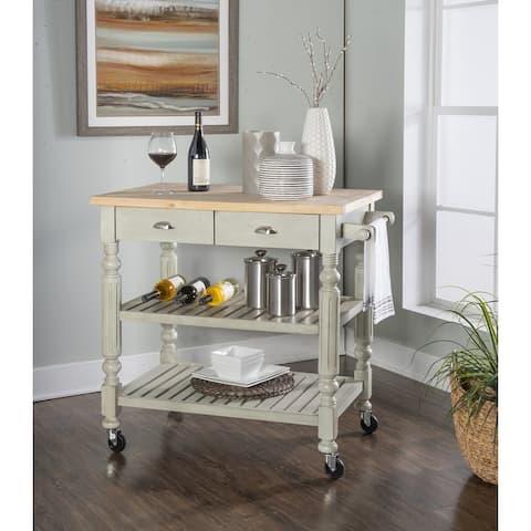 Linon Otto Kitchen Cart - N/A