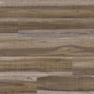 """MSI VTR7X48-5MM-12MIL-OAK  Cyrus 7-1/8"""" Wide Waterproof Smooth Oak-Imitating Rigid Core Luxury Vinyl Planks"""