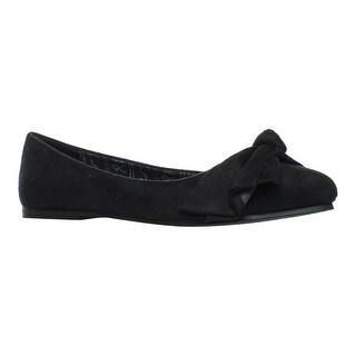 Blowfish Womens Zak Black Ballet Flats Size 7