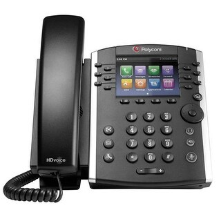 "Refurbished ""Polycom VVX 410 (2200-46162-001) VVX 410 Business Media Phone"""