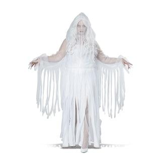 California Costumes Ghostly Spirit Plus Size Costume - White