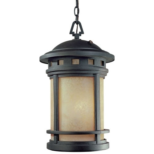 Designers Fountain ES2394 Sedona One Light Outdoor Energy Star Pendant