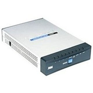 Cisco RV042 4-Port 10/100 VPN Router - External - Wired (Refurbished)
