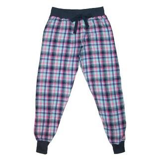 Boxercraft Girls' Flannel Jogger Pants