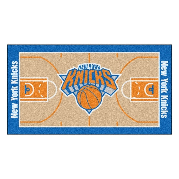 70cbe621 Shop NBA New York Knicks NBA Court Non-Skid Mat Area Rug Runner ...