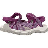 Keen Womens Rose Leather Closed Toe Casual Ankle Strap Sandals